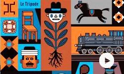 Les aventures de Ruben Jablonsky, (éd. Le Tripode) d'Edgar Hilsenrath