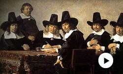 Le clan Spinoza, Amsterdam 1677