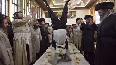 Pourim: de l'hébraïsme au judaïsme