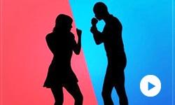 Harcèlement: la guerre des sexes