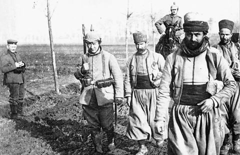 Les juifs du Maghreb et la ''Grande Guerre''