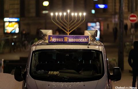 'Hanouca n'est pas un spectacle