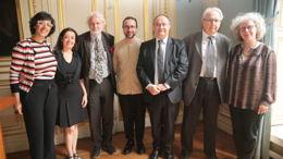 Remise du Prix Francine et Antoine Bernheim 2018