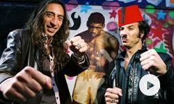 Boogie Balagan, musique politique à la sauce falafel