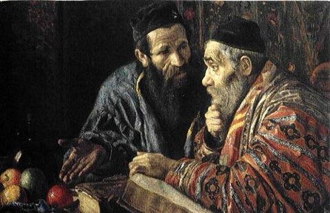 Le Kouzari ou l'intervention de Dieu dans l'Histoire