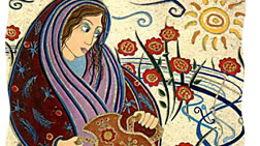 La prophétesse, envers maternel du texte biblique