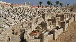 Jérusalem, cité juive dans le monde