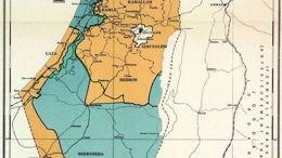 Quel territoire pour le peuple juif?