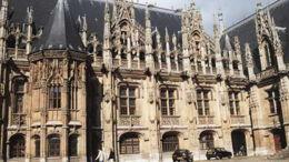 Les vestiges du quartier juif de Rouen