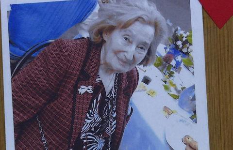 Maman aimait passionnément la France
