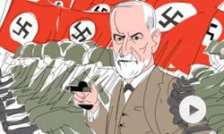 Les nazis ont pris la langue de Freud
