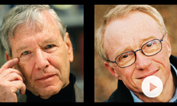 Amos Oz et David Grossman contre le fanatisme