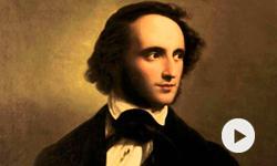Félix Mendelssohn, l'enfant prodige