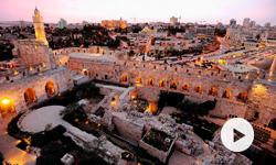Jérusalem ville monde
