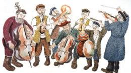 La pratique de la musique juive en Alsace