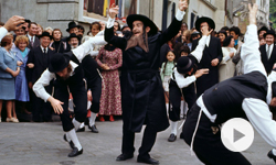 Rabbi Jacob y va danser!