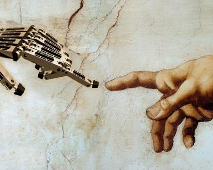 Et l'homme créa le transhumain