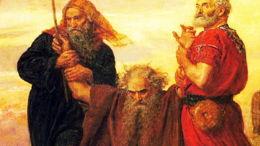 Bechala'h: foi et doute d'Israël