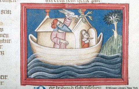 Noa'h: le tsadik un peu juste