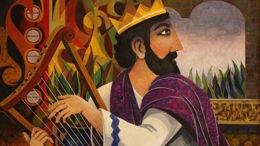 David, roi vivant et éternel
