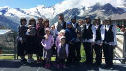 Les juifs à l'heure suisse