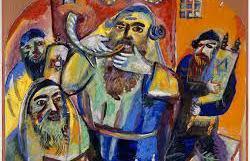 Yom Kipour: pardon, confession, vidouy