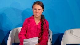 Greta Thunberg,