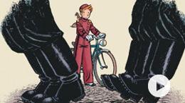 Spirou, d'Emile Bravo (ed. Dupuis)