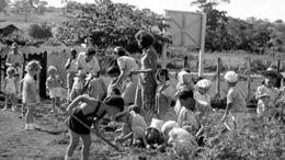 Un kibboutz en République dominicaine