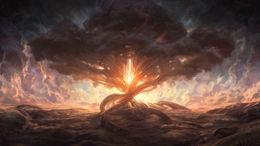 L'homme primordial ou la structure de la  création