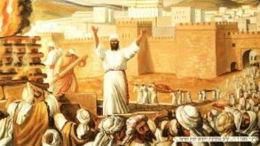 Kora'h:  La tentation d'un tabernacle rival