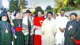 L'action commune pour la paix
