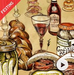 Nutrition et judaïsme