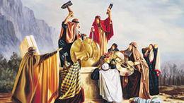 Ki Tissa: retrouver la grandeur d'Israël