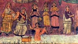 Le judaïsme, source de l'iconographie chrétienne
