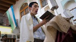 Des séfarades en Ouzbékistan