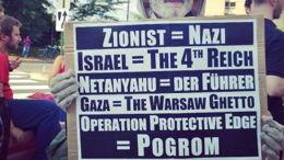 La nouvelle propagande anti-juive