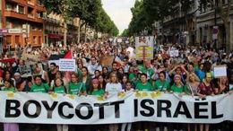 Réflexions sur le boycott d'Israël
