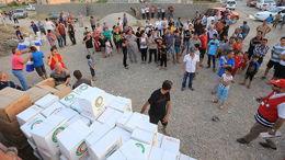 Détournement de l'humanitaire