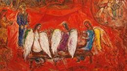 'Haye Sara: de la mort de Sara au mariage d'Isaac