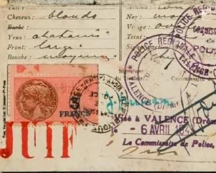 L'antisémitisme de Vichy