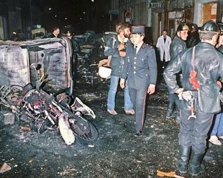 La France découvrait le terrorisme