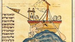 Jonas sacrifié par les marins