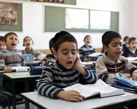 Le combat pour l'éducation juive