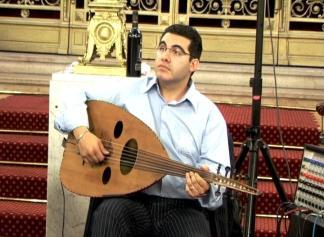 Concert de 'hazanout