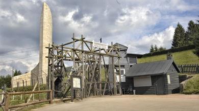 Le camp de Natzweiler, le