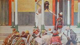 Juda, Joseph, Benjamin: un messie à trois temps