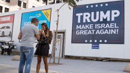 Pourquoi Israël vote pour Trump