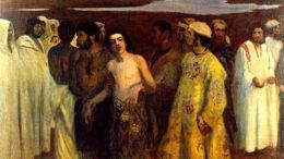 Joseph dans le puits:  la source de vie faite bagne