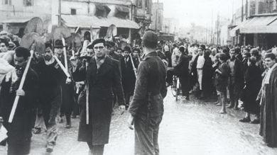 Nationalisme tunisien, communisme, sionisme